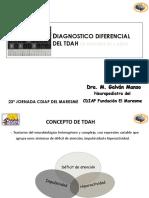 5 Diagnostico Diferencial Del Tdah Marta Galvan