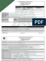 Reporte Proyecto Formativo - 1296042 - Construccion de via en Pavimen