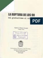 La Ruptura de Los 90- 3