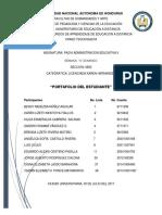 Administracion 2 Portafolio Estudiante
