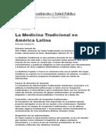 Estudios Socioculturales y Salud Pública