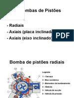 Apresentação Bombas de Pistão