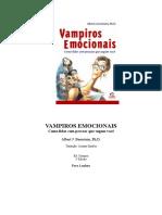 Albert J Bernstein - Vampiros Emocionais