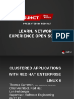 Cameron f 1100 Clustered Apps RHEL6