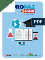 Cadernão 01_Pro Paz Enem 2017