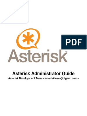 Asterisk Admin Guide 13 5 | Web Server | Apache Http Server