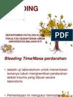 Bleeding Time2