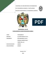Informe 01 Fisicoquimica II
