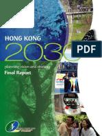 Development Plan Hong Kong