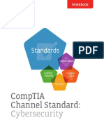 Channel Standards Workbook Cybersecurity