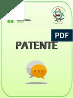 Cartilha Patente