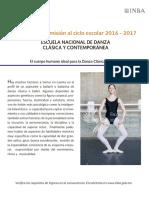 Endcc Cuerpo Ballet