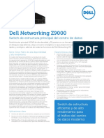 Dell Networking z9000 Spec Sheet Aug 2013 Es 1 (1)