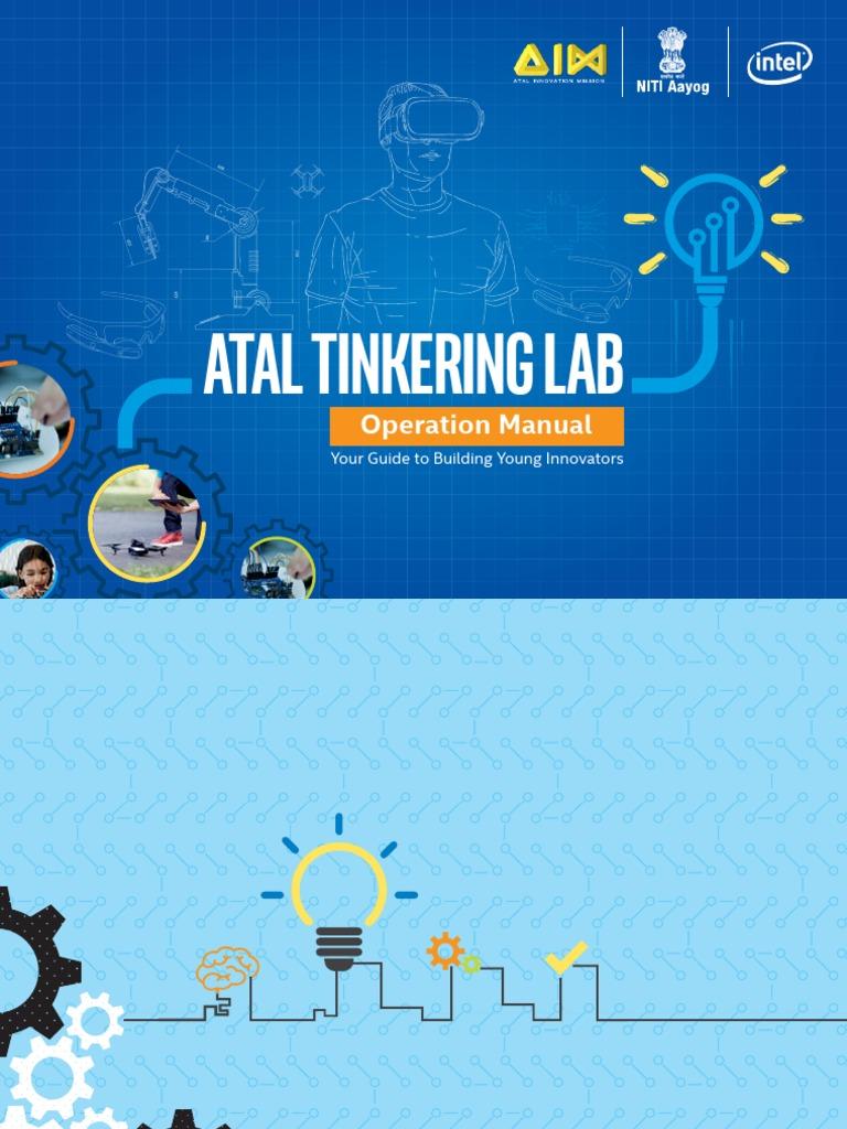ATL Operation Manual Handbook | Creativity | New Media