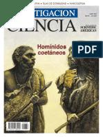 153375454 Investigacion y Ciencia 282 Hominidos y Coetaneos Marzo 2000