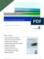 SPS Vessels Siw