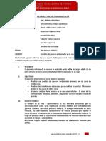Informe 02 de Mineria y Medio Ambiente.