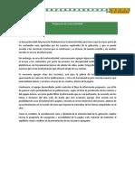 La Interactividad -Piedemonte