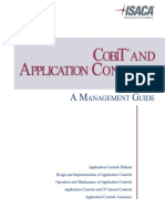 COBIT and Application Controls a Management Guide Res Eng 0509