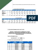 Evaluacion Economica Acas