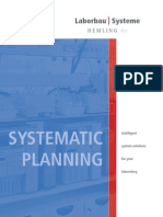 Systematic Planning