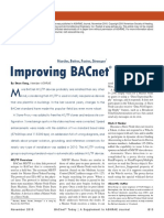 Improving Bacnet Mstp