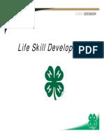 Life Skill Development PowerPoint