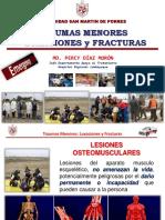 ''11 TRAUMAS MENORES PBMUSMP.ppt
