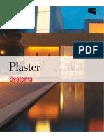 Plaster Systems en SA920