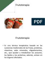 Frutoterapia #3