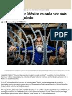 """""""La realidad de México es cada vez más dramática"""""""
