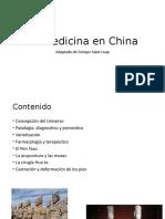 5 La Medicina en China