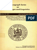 Fillmore - 1971 - Some Problems for Case Grammar.pdf