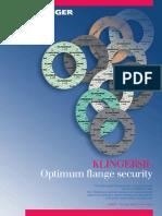 Klingersil Flange Security