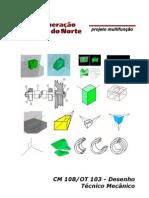 CM 108 _OT 103 - Desenho Técnico Mecânico (Apostila)
