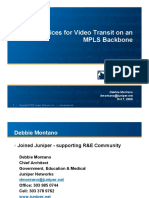 Best Practices for Video Transit on an  MPLS Backbone-2009- Juniper.pdf