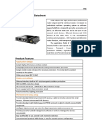 R700 Technical Datasheet_V1 00