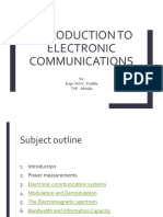 1_NEW_Introduction to Electronic Communications