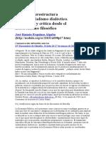 Diamat vs Filomat Catoblepas