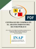Centrales de Compras en El Abastecimiento Del Sector Publico (Valdes, B. Et Al