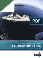 Navy Leadership Ethic