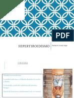 1.- Hipertiroidismo - Araujo