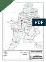 Peta Wilayah Administrasi MUSTIKA JAYA
