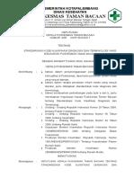 8.4.1 SK Standarisasi Kode Klasifikasi Diagnosis Dan Terminologi T.bacaan