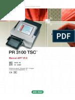 Pr3100 Tsc Apf v5 Fr (Français)
