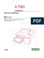 PR3100 TSC User Manual FR (Français)