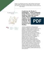 ( Cuadernos de Diseno 5 Pedagogias Angel Gabilondo Pedro Moneo Carolina Montt Steffens Jorge Del Casti ) Eer PDF eBook Epub Mobi