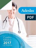 Cuadro Médico Adeslas Las Palmas
