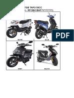Tapo 50cc- BH1-F Parts Diagrams (3)