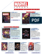Novedades Panini Comics OCTUBRE 2017 parte 1
